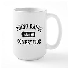 Swing Dance Jack and Jill Competitor Mugs
