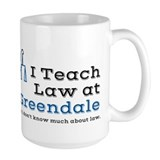 Greendale Coffee Mugs