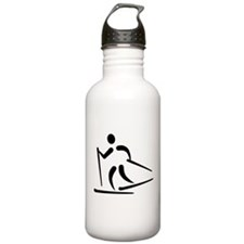 Cross-country skiing Water Bottle