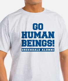 Go Human Beings T-Shirt