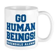 Go Human Beings Mug