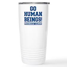 Go Human Beings Travel Mug