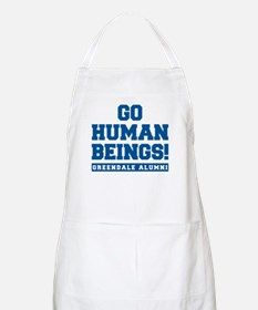 Go Human Beings Apron