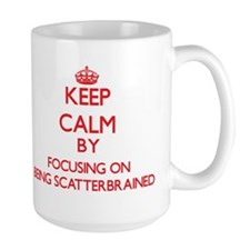 Being Scatterbrained Mugs
