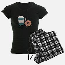 Coffe & Doughut Pajamas