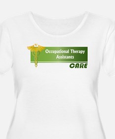 Occupational Therapy Assistants Care T-Shirt
