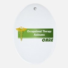 Occupational Therapy Assistants Care Ornament (Ova