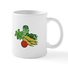 Christmas Veggies Mug