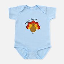 Happy Thanksgiving Body Suit