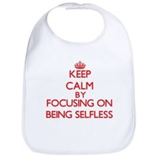 Being Selfless Bib
