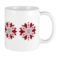 Christmas Snowflake Mug - Simple