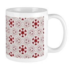 Kaleidoscope Mug - Christmas Lace 2