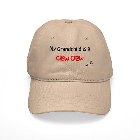 Chow Chow Grandchild Cap