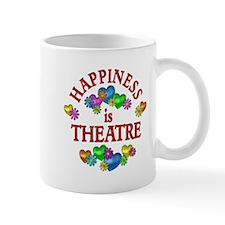 Happiness is Theatre Mug