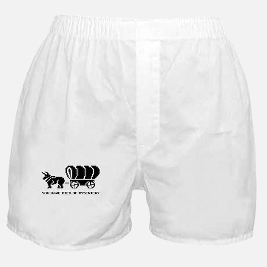 Unique Oregon trail Boxer Shorts