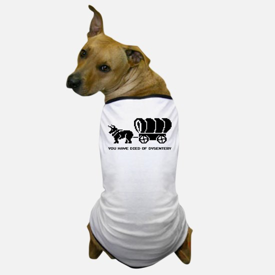 Cute Retro game Dog T-Shirt