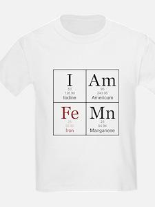 Cute I am iron man T-Shirt