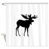 Animals Shower Curtains