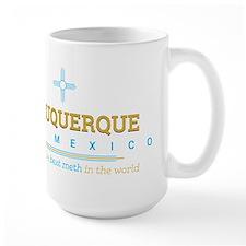 Breaking Bad Albuquerque Mug