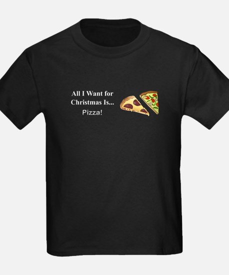 Christmas Pizza T