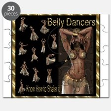 Best Seller Bellydance Puzzle