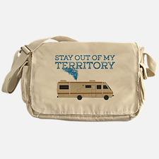 My Territory Messenger Bag