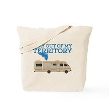 My Territory Tote Bag