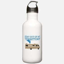 My Territory Sports Water Bottle