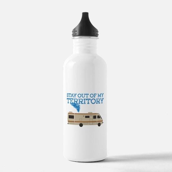 My Territory Sports Water Bottle