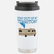 My Territory Stainless Steel Travel Mug