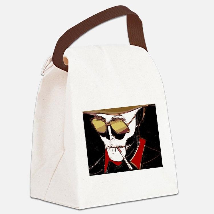 Cute Hunter s. thompson Canvas Lunch Bag