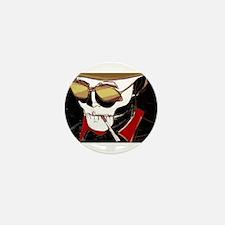 Cute Hunter s. thompson Mini Button
