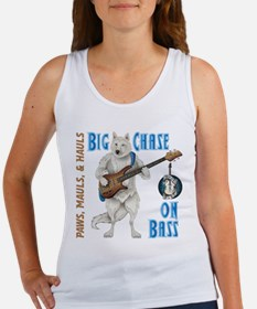 Chase On Bass Tank Top