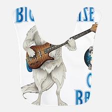 Chase On Bass Bib