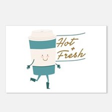 Hot & Fresh Postcards (Package of 8)