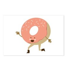 Doughnut Postcards (Package of 8)
