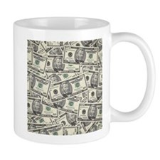 Collage of Currency Mugs