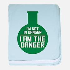 Breaking Bad - The Danger baby blanket