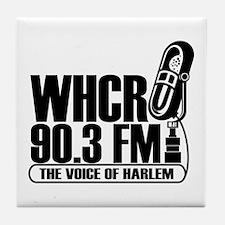 WHCR 90.3 FM NY Tile Coaster