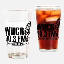 WHCR 90.3 FM NY Drinking Glass