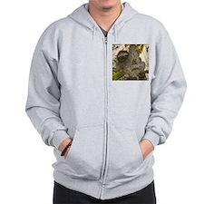 Sloth Zip Hoodie
