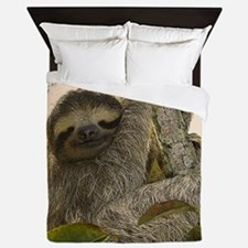 Sloth Queen Duvet