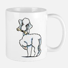 Blue Bedlington Rosie Mugs