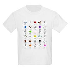Child's Spanish Language T-Shirt