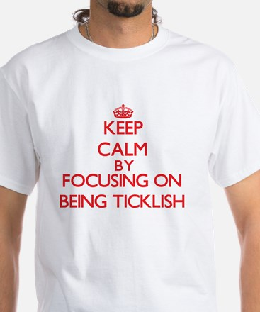 Being Ticklish T-Shirt
