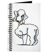 Blue Bedlington Rosie Journal