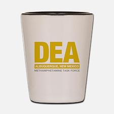 Breaking Bad DEA Shot Glass
