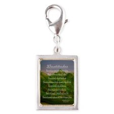 Beatitudes Green Charms