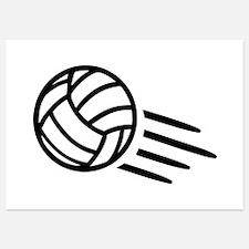 Volleyball Invitations
