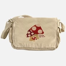 Little Sprout Messenger Bag